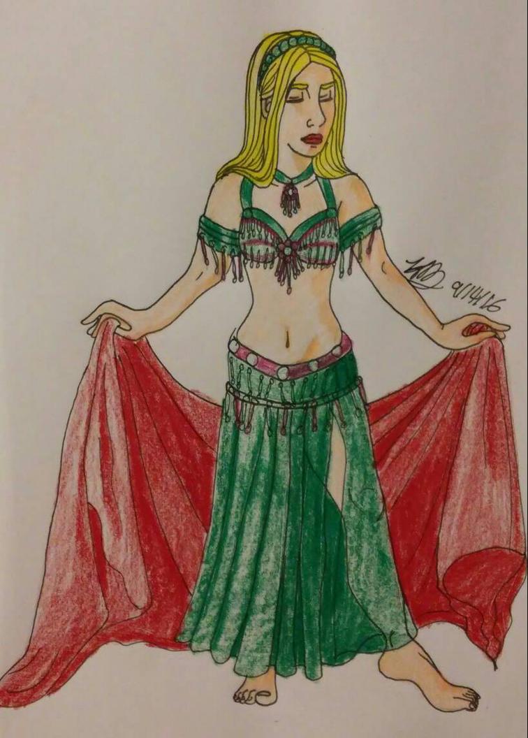dancer  by Bella-Who-1