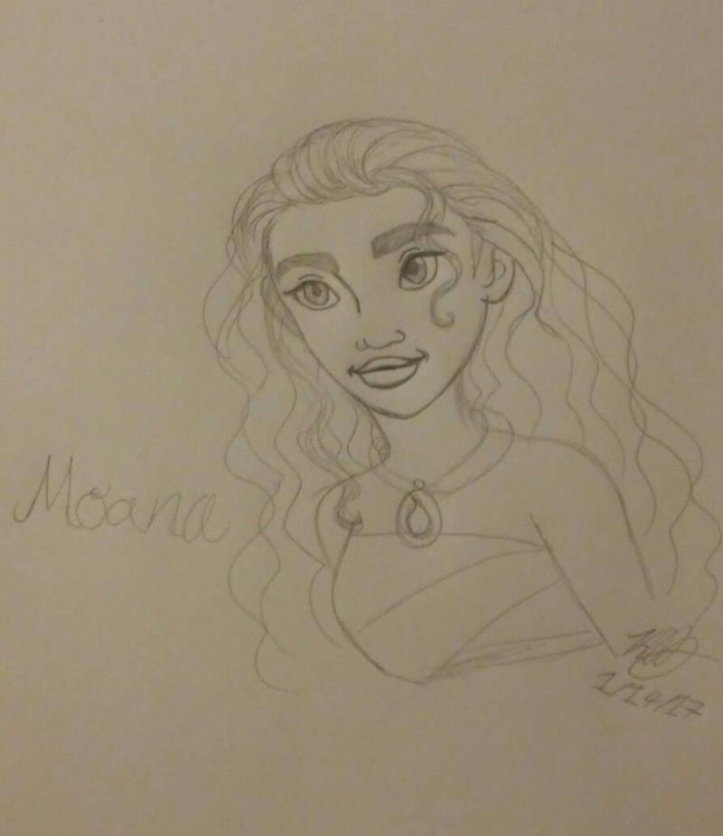 Disney Moana by Bella-Who-1