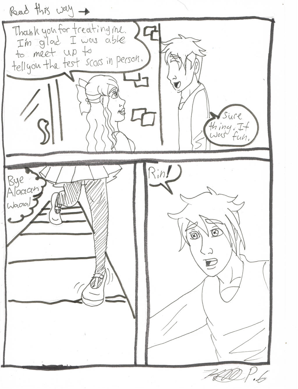 OHJ vol. 2 chapter 6 page 6 by Bella-Who-1