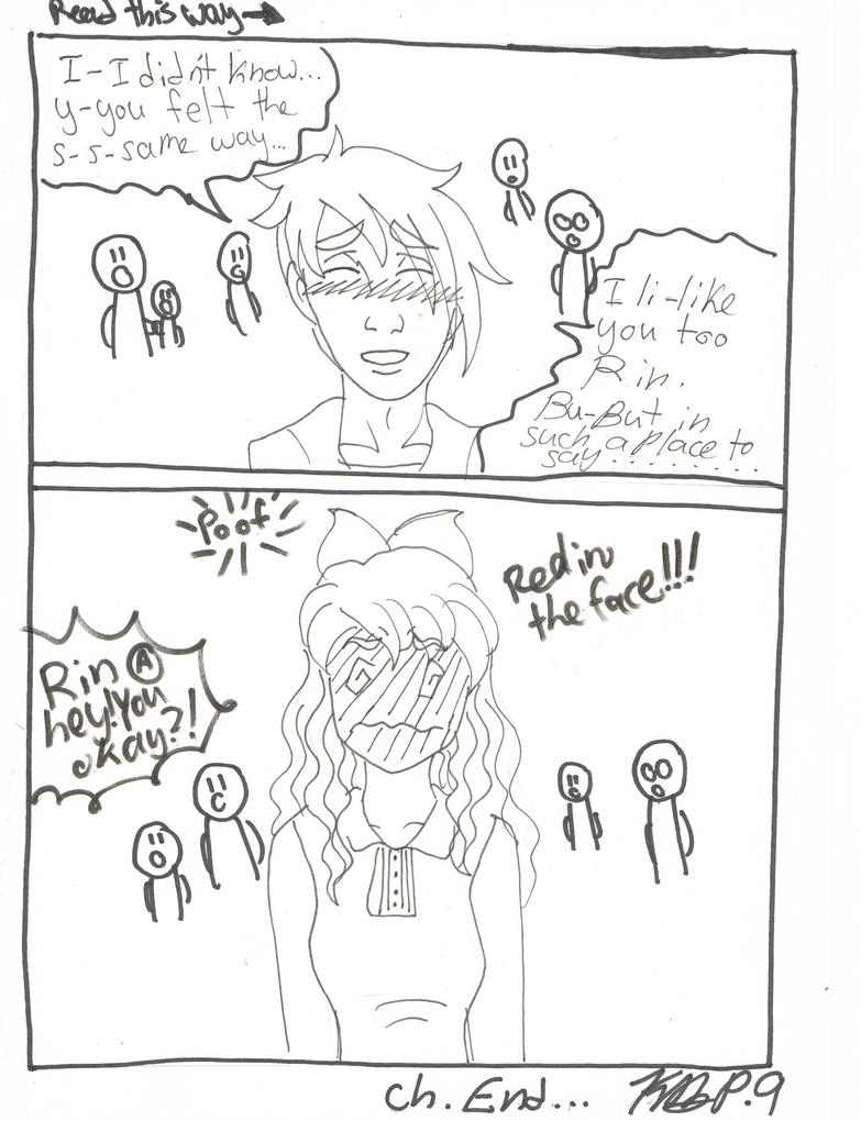 OHJ vol. 2 chapter 6 page 9 by Bella-Who-1