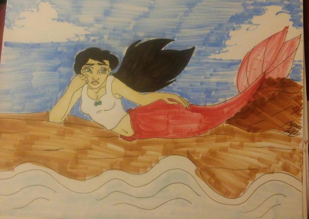 mermaid Melody by Bella-Who-1