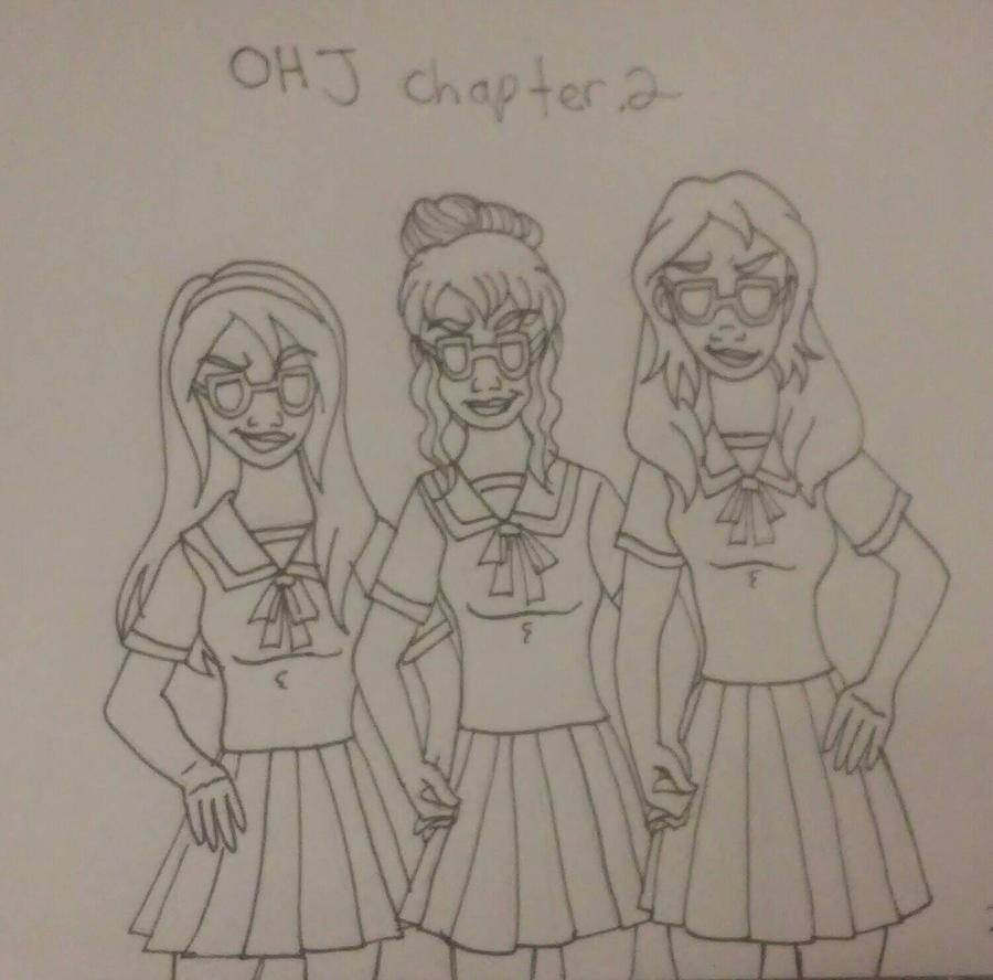 OHJ chapter 2 cover by Bella-Who-1