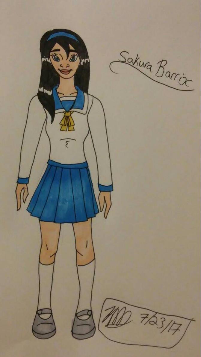 OHJ high school uniform by Bella-Who-1