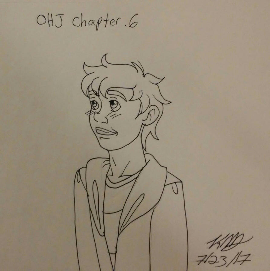 OHJ chapter 6 cover by Bella-Who-1