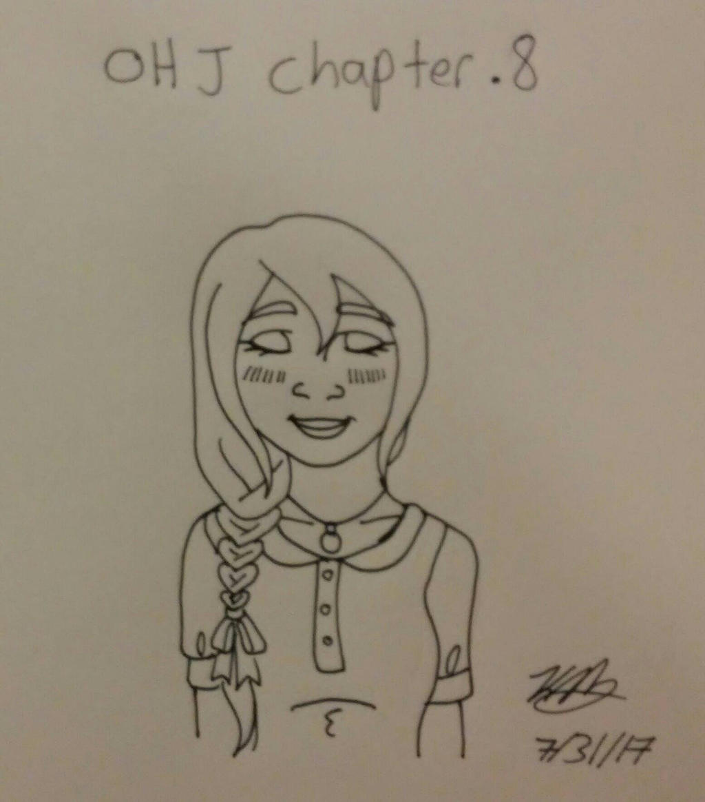 OHJ chapter 8 cover by Bella-Who-1
