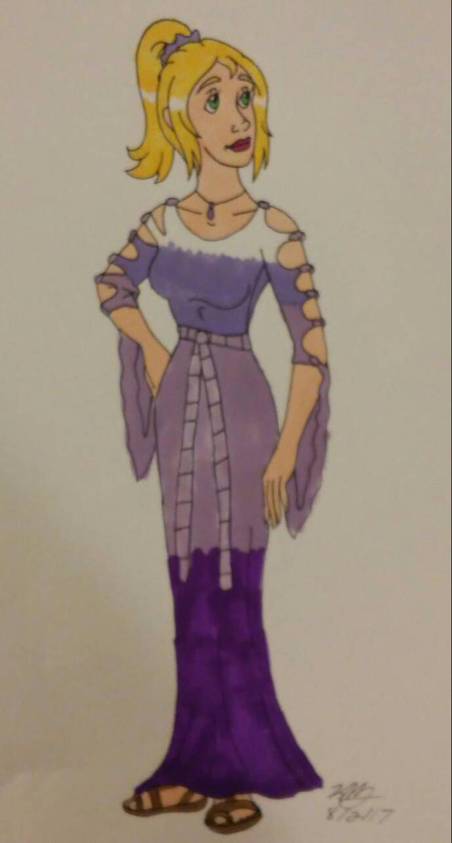 OHJ Halloween costume 2 by Bella-Who-1