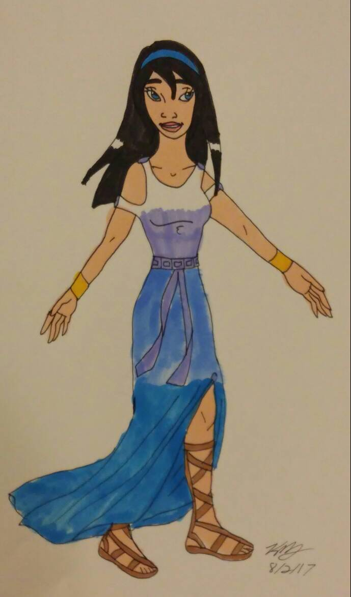 OHJ Halloween costume 3 by Bella-Who-1