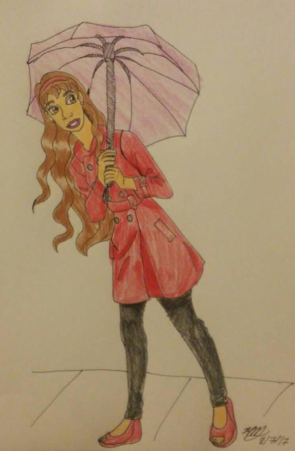 let the rain shine by Bella-Who-1
