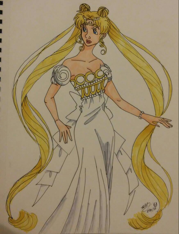 princesses Serenity by Bella-Who-1