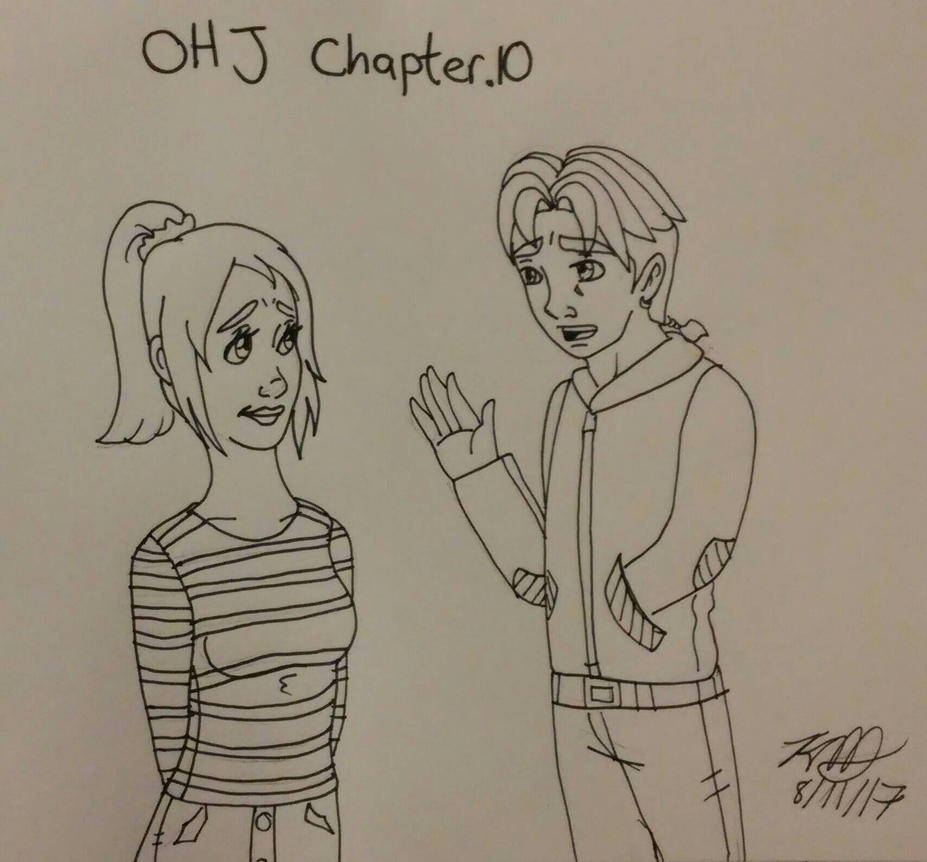 OHJ chapter 10 cover by Bella-Who-1