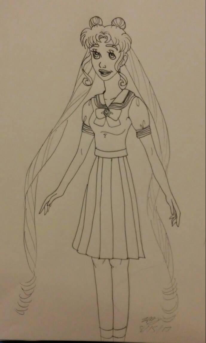 Usagi school uniform by Bella-Who-1