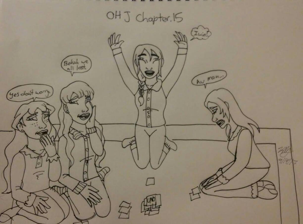 OHJ chapter 15 cover by Bella-Who-1