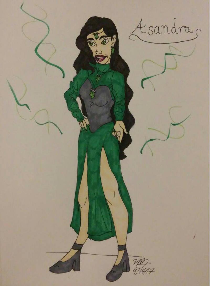 Asandra by Bella-Who-1