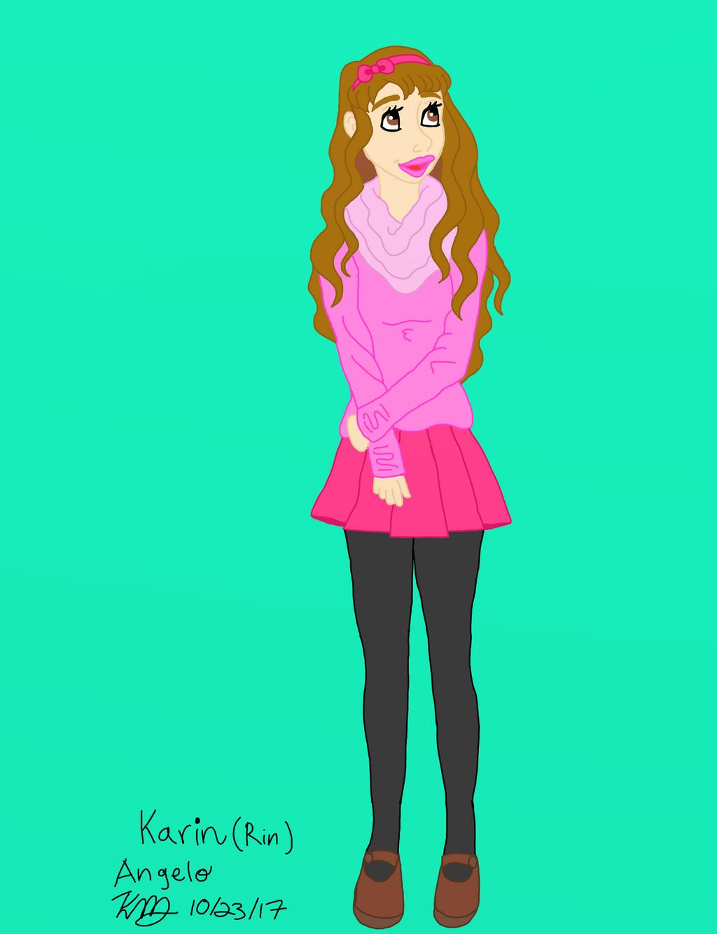 Rin Fall Fashion 1 by Bella-Who-1