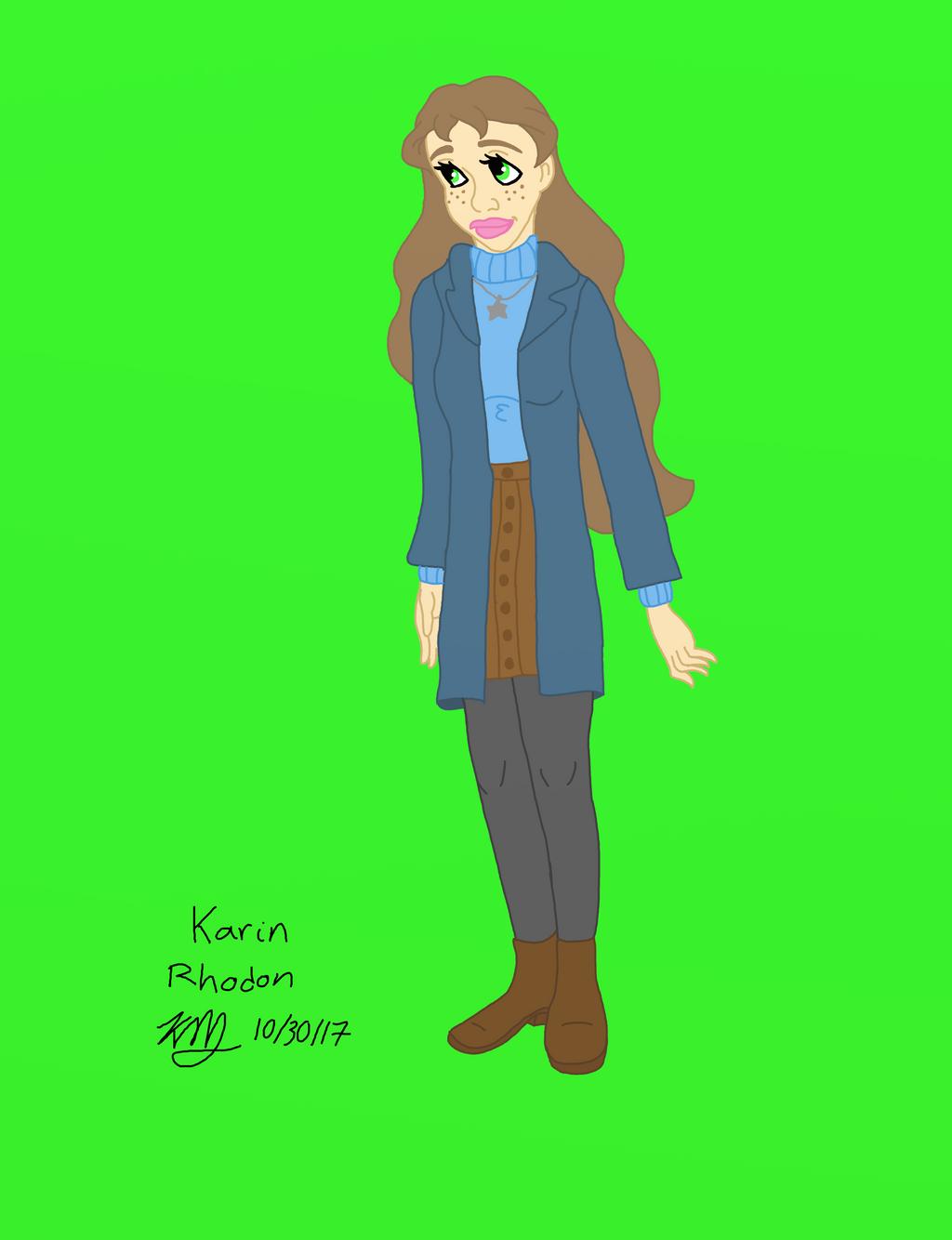Karin Fall Fashion by Bella-Who-1