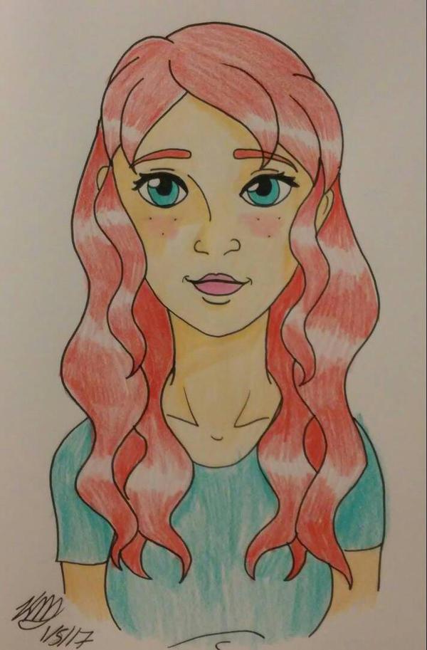 Piper portrait  by Bella-Who-1