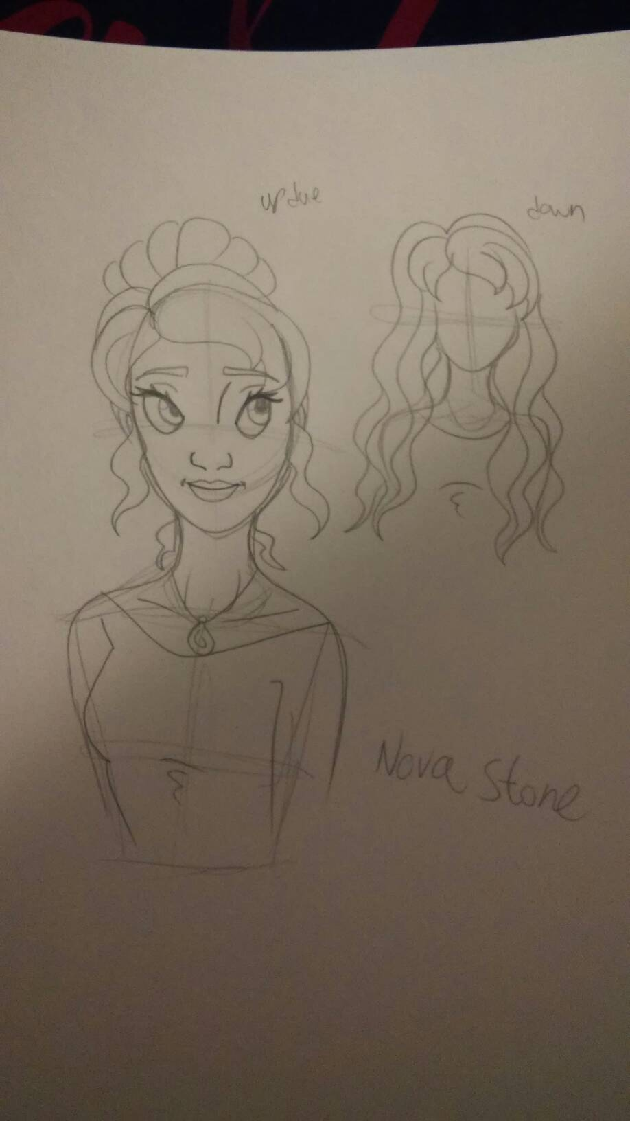 hair practice by Bella-Who-1