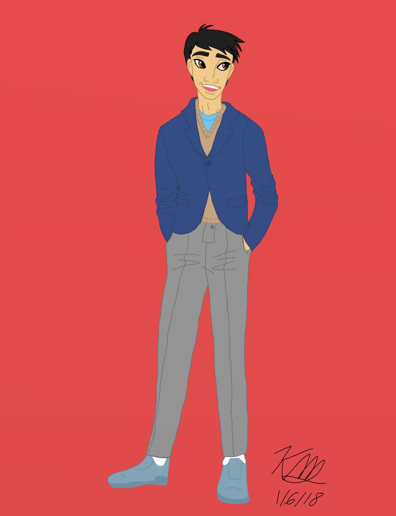 Tadashi Hamada Winter Fashion by Bella-Who-1