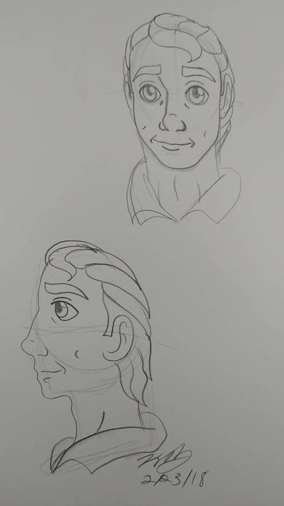 Dathan Sohma sketches by Bella-Who-1