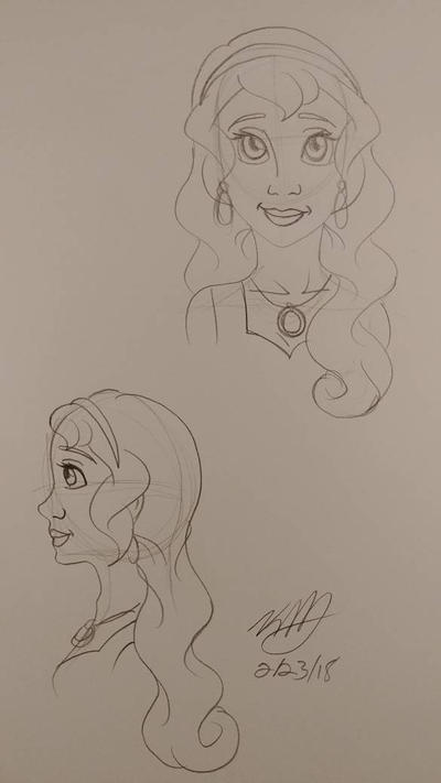 Karin Sohma sketch by Bella-Who-1