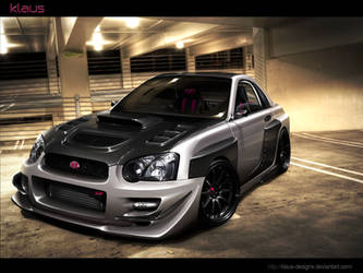 .: Subaru WRX :. by Klaus-Designs