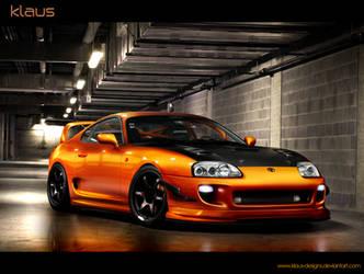 .: Toyota Supra :. by Klaus-Designs