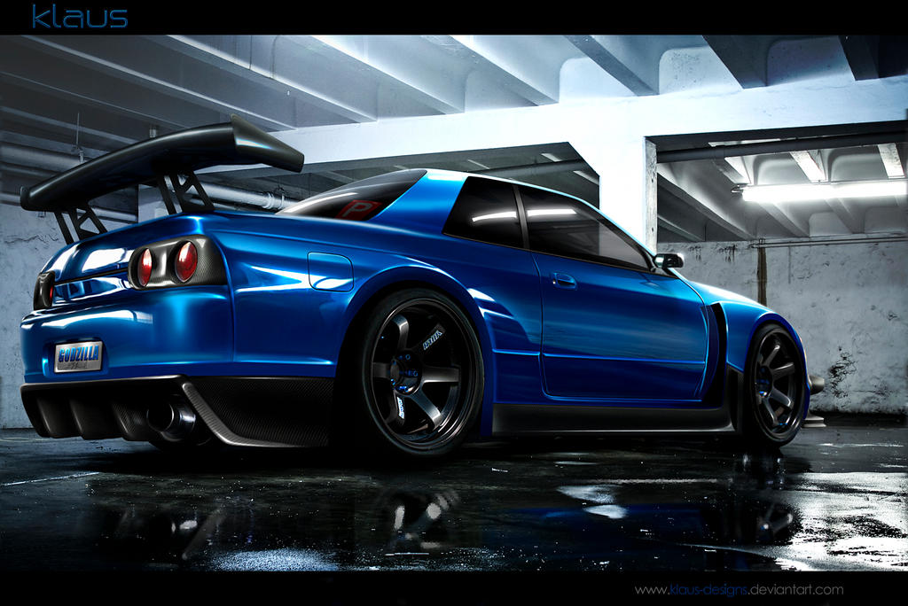 .: Skyline R32 :. by Klaus-Designs
