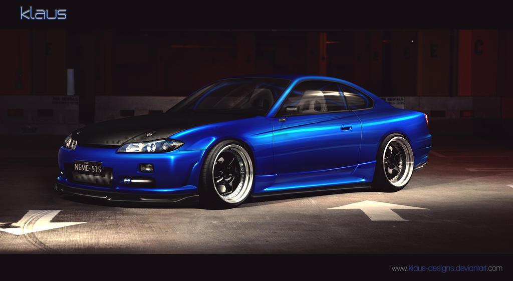 .: Lightning Blue S15 :. by Klaus-Designs