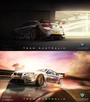 .: BMW 6-Series || Team Australia :.