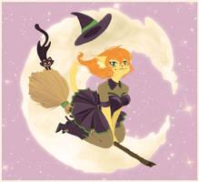 Happy Halloween, Witches!