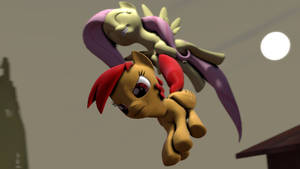 Fluttershy, what are you doing...