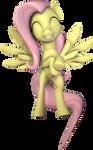 [SFM] Happy Fluttershy