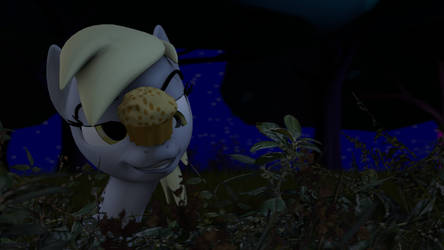 [Old project | SFM BG] Muffin Derpface