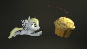 [SFM/Video] Derpy's Muffin