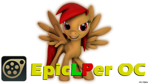 [SFM/DL] EpicLPer OC v0.1 by EpicLPer