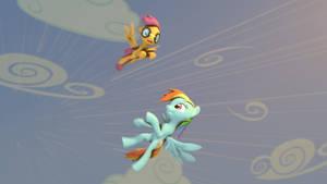 [SFM] Fly High