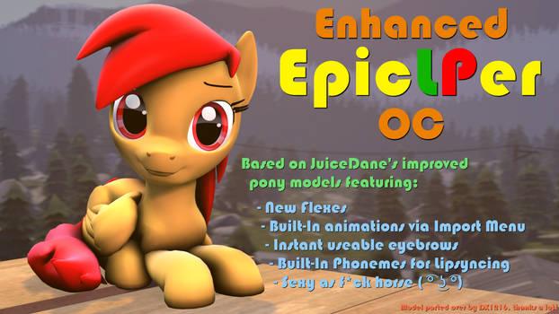 [SFM/DL] Enhanced EpicLPer OC (outdated)