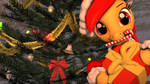 [SFM] Christmas Horse (fixed)