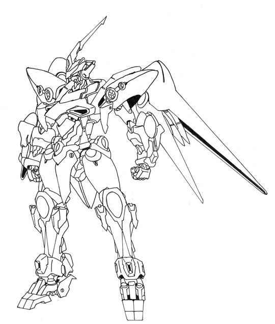SRWOG: Arcybuster by Rekkou
