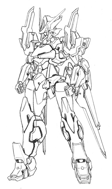 ARC: TRG-05 Bladenoir by Rekkou
