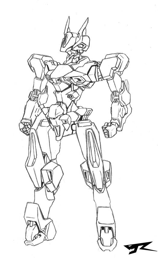 ARC: VDSF-EX-0 Minus Zero by Rekkou