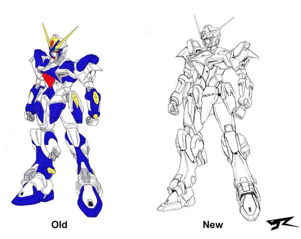 Omni Gundam by Rekkou