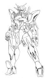 Request: Gundam Malacoda by Rekkou