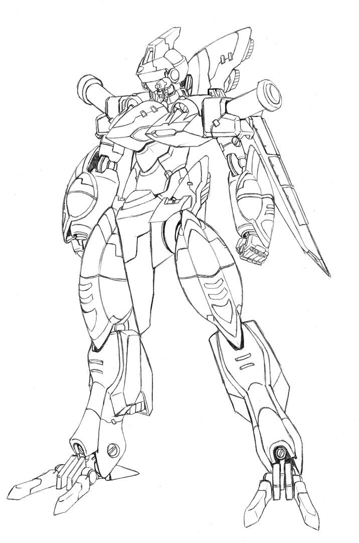 Tyruss Prototype Ve.R by Rekkou