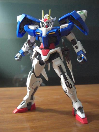 HG 00 Gundam 1 by Rekkou