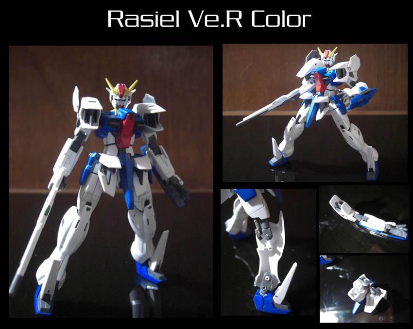 FG 144 Rasiel Ve.R Color by Rekkou