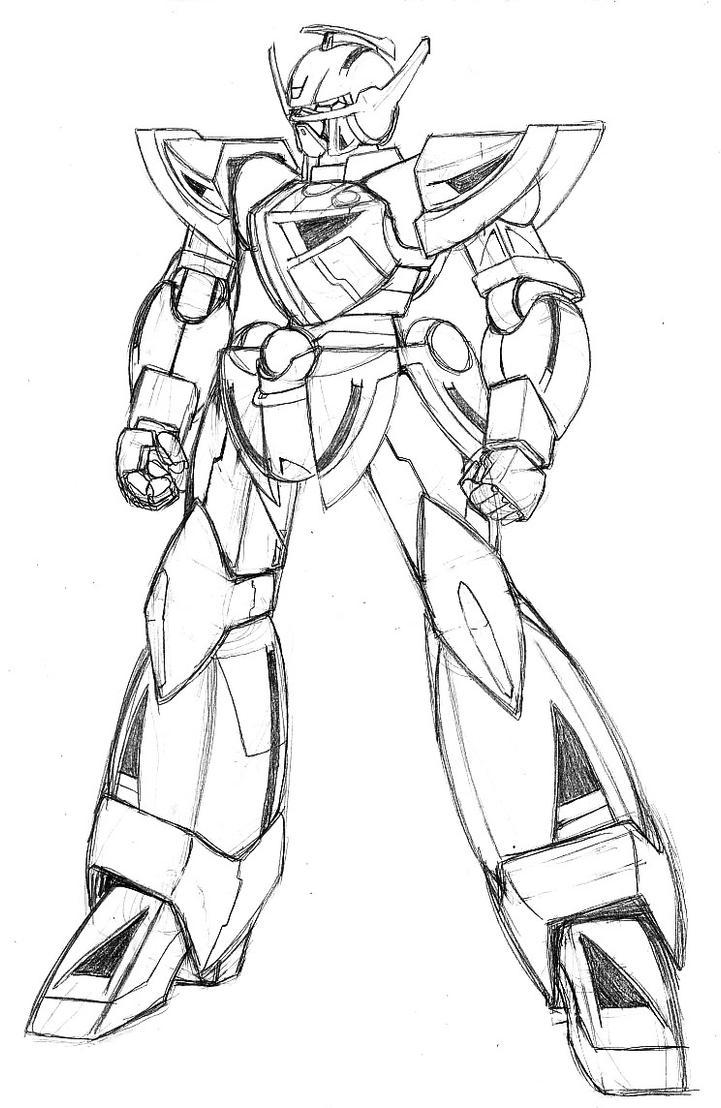Turn-A Gundam ver.Rekkou by Rekkou on DeviantArt
