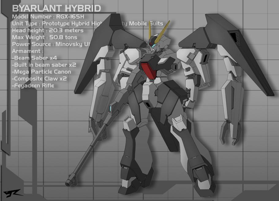 RGX-165H Byarlant Hybrid by Rekkou