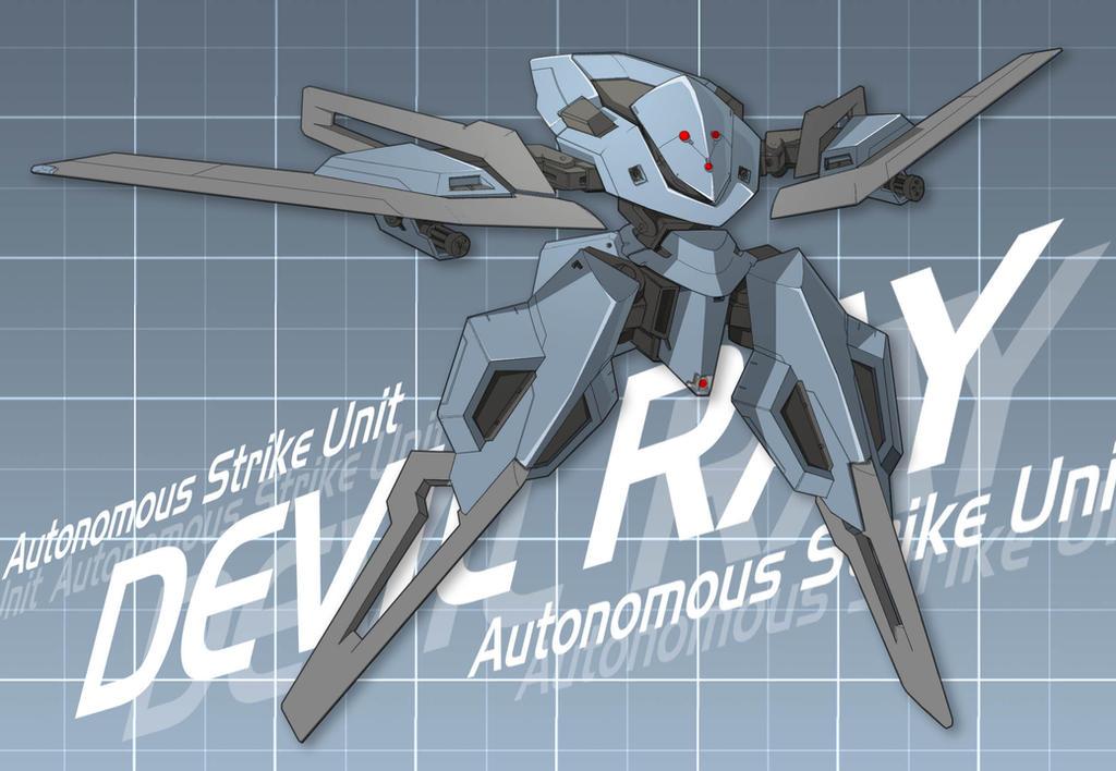 Devil Ray by Rekkou