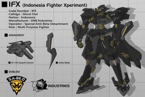 Tactical Surface Fighter IFX